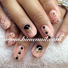 faded nail almond nails - Recherche Google