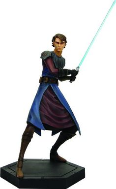 Star Wars The Clone Wars Anakin Skywalker Maquette >>> Click image to review more details.