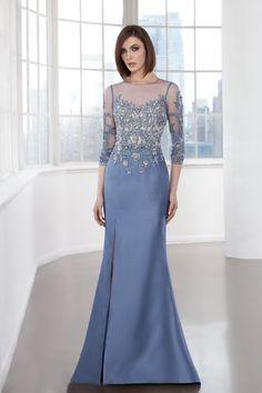 a52122184ce8 Βραδυνό Φόρεμα Eleni Elias Collection - Style M188 Φορέματα Για Χορό
