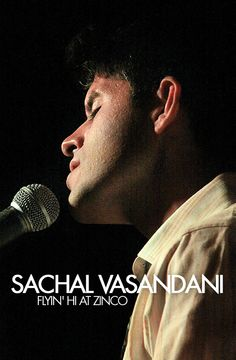 There's a standard for Jazz clubs that is eternally etched in our minds. It's a relaxed, alluring, intimate space that allows us to sit close enough to feel the notes that radiate from instruments and vocals alike... #SachalVasandani