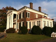 Classic old Civil War home with plenty of options for ceremony, cocktail hour and reception grounds.  www.briansnyderentertainment.com