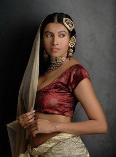 model Maushmi Udeshi by Suvo Das, for  Kalajee #Jewellers #Jaipur