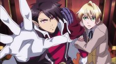 William twining and dantalion makai ouji / devils and realist