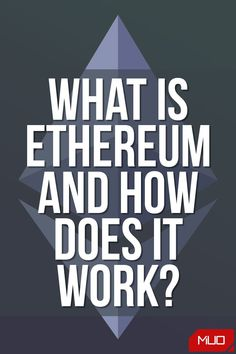 Ethereum continues to grab the attention of the masses. As cryptocurrency awareness increases, more people are getting active on the Ethereum blockchain, a decentralized application ecosystem. So, what is Ethereum, and how does it work? #Cryptocurrency #Blockchain #SmartContract #TechExplained #Software #Ethereum #Crypto #Bitcoin #BTC #ETH Transfer Function, Mining Pool, Crypto Bitcoin, Private Network, Does It Work, Programming Languages, Blockchain Technology, Web Application