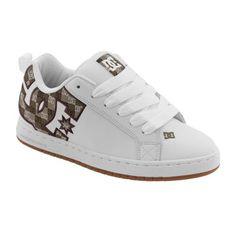 Mens Court Graffik SE Shoes - DC Shoes