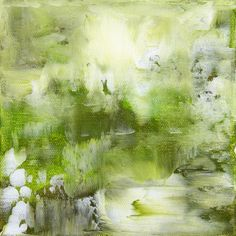 Shades of Green - Wall Mural & Photo Wallpaper - Photowall