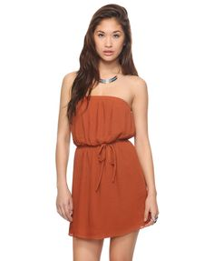 just bought this. so cute, but since i'm so tall i have to wear something underneath or it will look way too short on me.