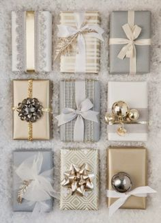 Fabulous Wrapping * Embrulhos Fabulosos