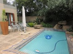 Explore this property 3 Bedroom House in Silver Stream Private Property, 3 Bedroom House, Pool Houses, Homes, Explore, Places, Outdoor Decor, Silver, Home Decor