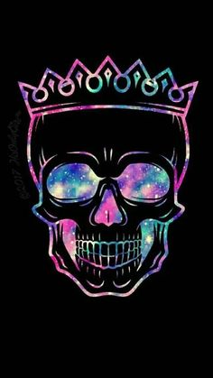 Skull Wallpaper Iphone, 4k Wallpaper Android, Sugar Skull Wallpaper, Butterfly Wallpaper Iphone, Neon Wallpaper, Colorful Wallpaper, Black Wallpaper, Wallpaper Backgrounds, Screen Wallpaper