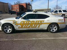 Cherokee County (AL) Sheriff CE 9 Dodge Charger
