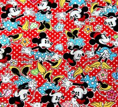 Disney Cartoon Mickey Mouse and Minnie Mouse Print Japanese fabric dotty red… Mickey Mouse Cartoon, Mickey Minnie Mouse, Disney Mickey, Unique Wallpaper, Love Wallpaper, Decoupage, Disney Fabric, Tumblr Backgrounds, Wallpaper Iphone Disney