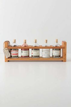 Anthropologie - Apothecary Spice Rack