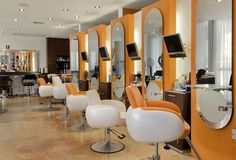beautiful salons