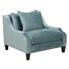 Brighton Chair in Aquamarine