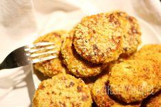 kotleciki-jaglane-z-fasola-mung-3 Vegan Recipes, Muffin, Cookies, Breakfast, Desserts, Blog, Allergies, Crack Crackers, Morning Coffee