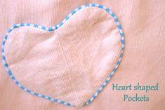 Heart Shaped Pockets
