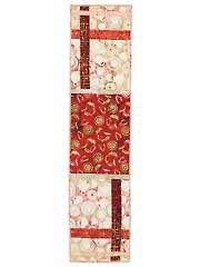 Mod Kitchen Batik Runner & Placemats