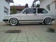 White GTI