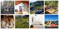 Noord Portugal . Bed and breakfast in een  voormalige wijnboerderij.  #Portugal  #Noordportugal