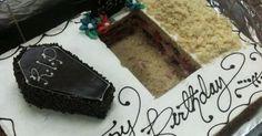 ¡Cuánta razón! / Esta tarta es más que genial