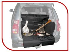 Аксессуар Comfort Address DAF-0221 Black-защитная накидка в багажник