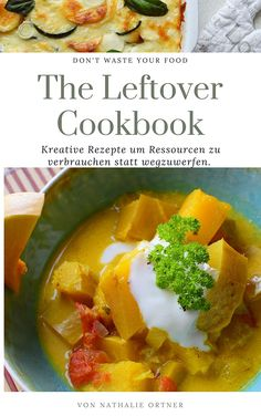 The Leftover Cookbook: Don't waste your food (Feel the Meal) Mashed Potatoes, Meals, Ethnic Recipes, Food, Meal, Easy Meals, Food Food, Recipies, Whipped Potatoes