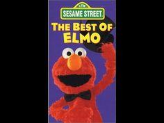 Sesame Street The Best Of Elmo - YouTube