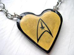star trek pendant/necklace