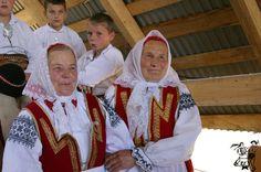 Folk costume from Jurgów, Poland.