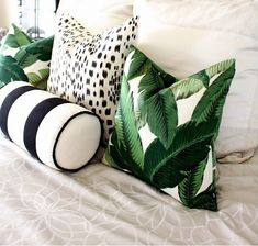 The influx of tropical decor has grown into an increasingly popular interior design trend this summer. Boca do Lobo share with you 3 important tips of How To Incorporate The Tropical Trend Into Your Interior. http://bocadolobo.com/blog...must have accessories/throw pillows..cherie