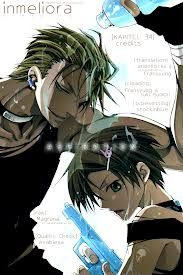 07 ghost | Teito & Frau - Hurray for Frau x Teito!! I really need to pick up the manga from where the anime ended. . .