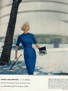 Ciao Bellissima - Vintage Glam; Vogue 1959