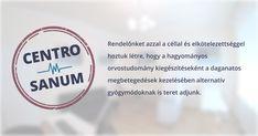 CentroSanum Magánrendelő Intézet