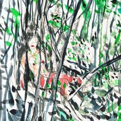 Nature or sexuality by Emiliano Baiocchi (FranFranTou sustainable luxury) Sustainability, Luxury, Board, Nature, Painting, Painting Art, Paintings, Paint, Draw