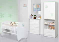 Ideias para decorar o quarto do bebé