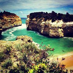 Lord Ard Gorge Great Ocean Road #Victoria #Australia