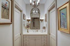 Ensuite bath  Memorial Villages Houston TX Real Estate - 2210 South Piney Point Rd