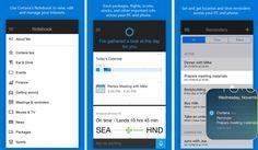 Ca y est, en tout cas pour les utilisateurs américains, Cortana pour iOS est disponible sur l'App Store. Les propriétaires d'iPhone qui utilisent également l'environnement Windows 10 pourront donc s'attacher les services de la très serviable assistante virtuelle et vocale Microsoft Cortana sur leur iPhone.