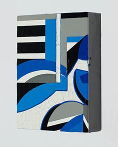 """Resilient side by Michele A Caron gesso, acrylics & archival ink ~ 8"""" x 6"""""""