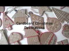 children activities, more than 2000 coloring pages All Things Christmas, Christmas Crafts, Christmas Decorations, Holiday Decor, Christmas Ideas, Natural Christmas, Happy Holi, Diy Cardboard, Xmas Ornaments