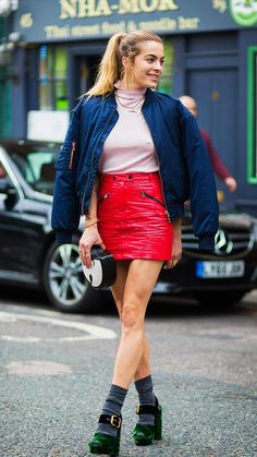So This Is How You Wear Socks and Sandals via @WhoWhatWear