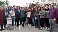 Voci dal Mediterraneo di Bisceglie nomination per lI.I.S.S. Alfano