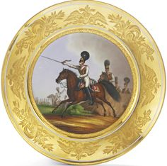 AntiqForum - Russian Imperial Porcelain plates - Online Appraisal