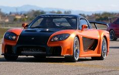 Veilside RX-7 from Fast and Furious Tokyo Drift