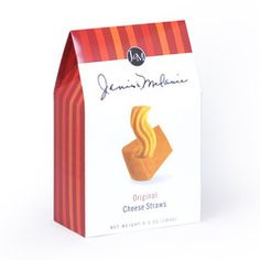 """J & M Cheese Straws - Original 