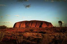 Mystic Uluru