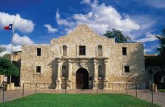 The Alamo is a symbol of Texas as well as the site of the famous battle fought there. Description from historymaniacmegan.com. I searched for this on bing.com/images