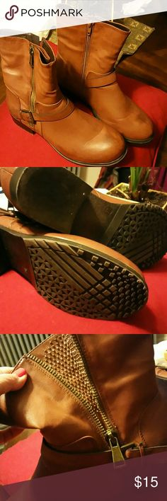 Torrid boots TORRID boots. Excellent used condition. Torrid Shoes