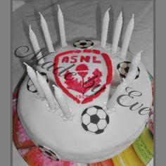 "Gâteau à l""effigie de l'ASNL"